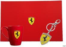 Ferrari F1 1 Zestaw Ferrari giftbox (Kubek i breloczek) - Red