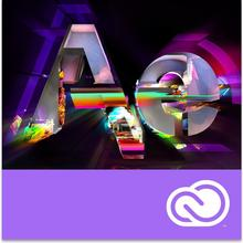 Adobe After Effects CC (1 rok) subskrybcja