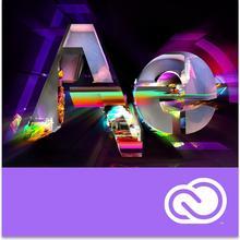 Adobe After Effects CC (1 rok) Odnowienie subskrybcji