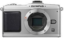 Olympus Pen E-P2 body srebrny