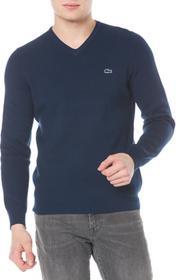 Lacoste Sweter Niebieski L