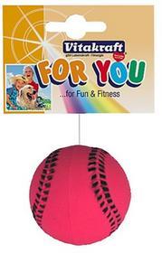 Vitakraft For You zabawka dla psa piłka tenisowa gumowa 1szt