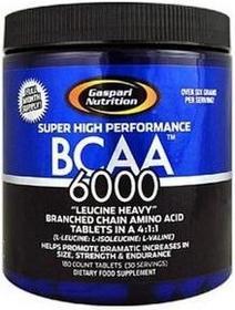 Gaspari Nutrition BCAA 6000 180 tabl.