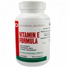 Universal Vitamin E Formula 100 szt.