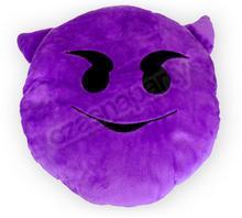 Poduszka Emoji Emotikon - Purple Devil 1 Szt.