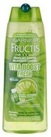 Garnier Fructis Fruit Explosions szampon wzmacniający do włosów normalnych i prz