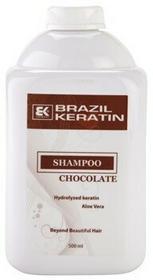 Brazil Keratin Chocolate szampon do włosów zniszczonych Shampoo 500 ml