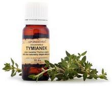 Aromatika Olejek Tymiankowy, Thyme Essential Oil, 100% Naturalny/ Reumatyzm, Ból