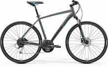 Merida Crossway 100 55CM Blue Black 2017