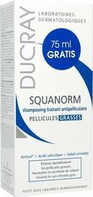 Ducray Squanorm szampon z łupieżem tłusty 200ml