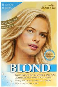 Joanna Blond Proteinowy rozjaśniacz do 6 tonów 1 szt.