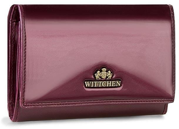 1510707ee962b Wittchen Duży portfel damski - 25-1-081-F fioletowy – ceny