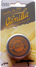 Laura Conti Waniliowy wazelinowy balsam do ust 15ml