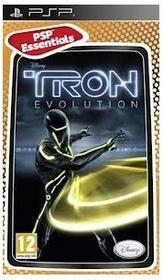Tron: Evolution Essentials PSP