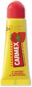 Carmex Nawilżający balsam do ust tubce Truskawkowy 10g
