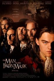 CZŁOWIEK W ŻELAZNEJ MASCE (The Man In The Iron Mask) [DVD]