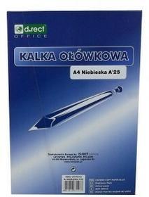 LEVIATAN Kalka ołówkowa A4 25szt LV029