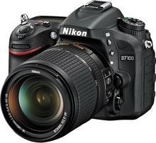 Nikon D7100 + 18-140 VR