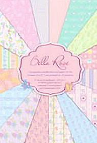 Blok do scrapbookingu Dan-Mark A4 - Bella Rose