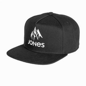 Jones Czapka z daszkiem - Basic Cap czarny (BLACK) rozmiar: OS