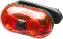 Mactronic Lampa rowerowa tylna Mickey, 2 x 0,5W LED, BPM-9SL