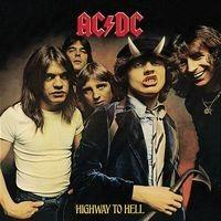 AC/DC Highway To Hell Winyl