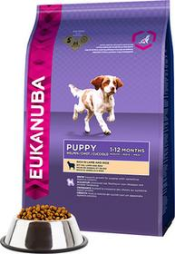 Eukanuba Puppy Lamb&Rice 12 kg