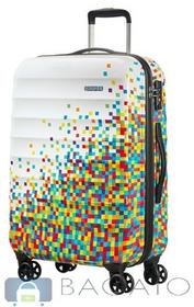 Samsonite walizka AT by PALM VALLEY Pixel Print średnia 4koła 61l