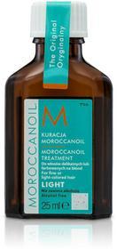 Moroccanoil Oil Treatment Light Naturalny olejek arganowy do włosów cienkich i delikatnych 25ml