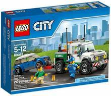 LEGO City - Samochód Pomocy Drogowej 60081