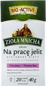 Bio-Active WARSZAWA Zioła MNICHA N/PRACE JELIT 20 szt.