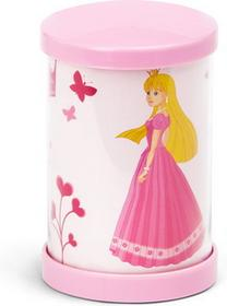 Brilliant lampka na biurko mała Princess, Różowy LED G55947/17