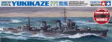 Tamiya Japanese Navy Destroyer Yukikaze TA-78020