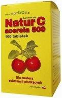 Sanbios Natur C Acerola 100 szt.
