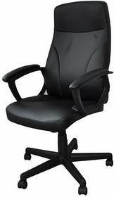 Office products Fotel biurowy Kreta, czarny 23023311-05