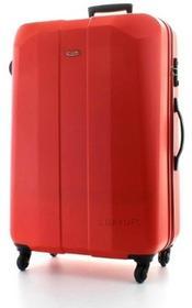 Dielle Komplet walizek na 4 kółkach 248 248 - set rosso