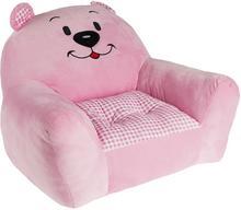 Smiki pluszowy fotel w kształcie zwierzątka