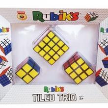 TM-TOYS ZESTAW TRIO KOSTKA RUBIKA 2x2 3x3 4x4 REKLAMA