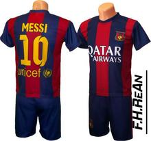 Komplet Strój Messi Barcelona domowy