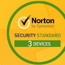 Symantec Norton Security 2016 Standard 3.0 (3 urz. / 1 rok) - Nowa licencja