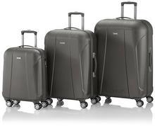 Travelite Komplet 3 walizek z poliwęglanu Elbe Two 71749,71748,71747-04