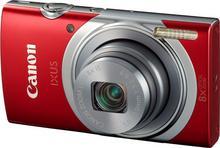 Canon IXUS 150 czerwony