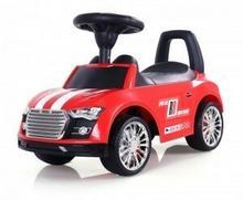 MILLY-MALLY Jeździk Racer Czerwony #B1
