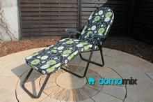 Patio Leżak fotel ogrodowy Modena Oval Lux 460901