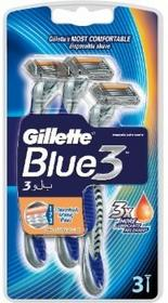 MASZYNKI DO GOLENIA GILLETTE BLUE3 3 SZTUKI 020324