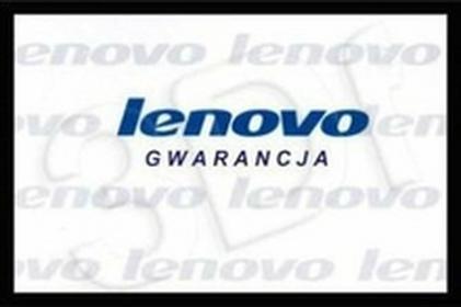 LenovoRozszerzenie gwarancji podstawowej 1rocznej Carry-in do 1rocznej On-Site