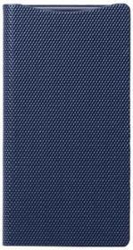 Zenus Masstige Metallic Diary Case Marine für Sony Xperia Z2