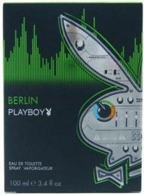 Playboy Berlin Woda toaletowa 100ml