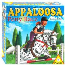 Piatnik Appaloosa Pony Race