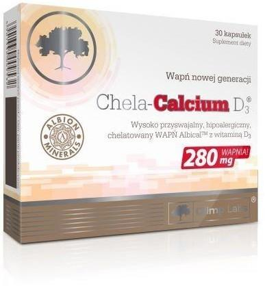 Olimp Chela Calcium D3 30 szt.